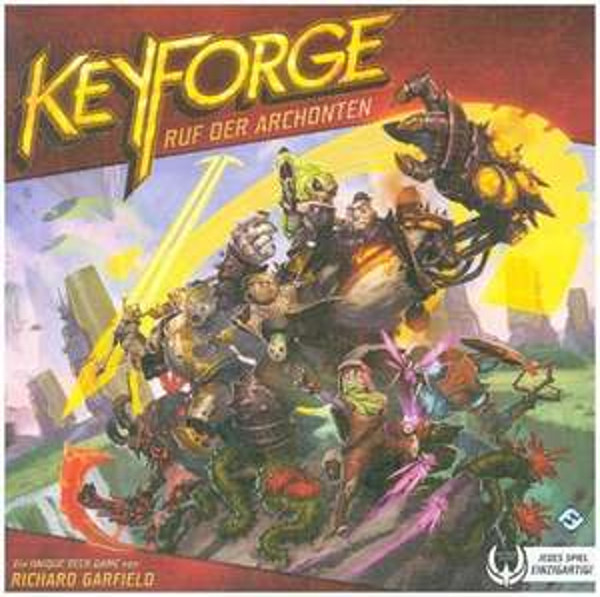 [buecher.de] Keyforge: Ruf der Archonten - Starter-Set (Kartenspiel)