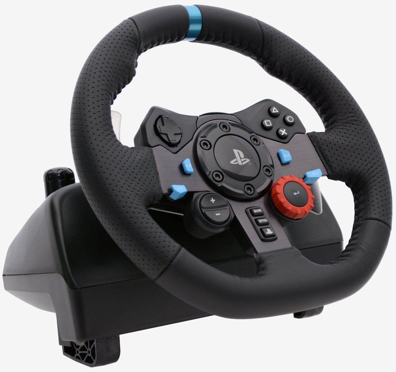 Logitech G29 Drive Force mit Mastercard
