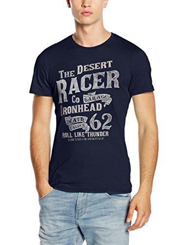 (Amazon Prime ) div.Größen und Farben TOM TAILOR Herren Tee Print Package T-Shirt