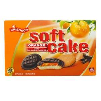 [Kaufland] Griesson Soft Cake Orange 2x300g mit Direktrabatt oder Patros Ofengenuss
