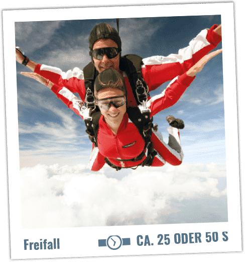 (LOKAL Fehrbellin) 4000m Fallschirmsprung bei Take OFF