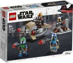 Lego™ - Star Wars: Mandalorianer Battle Pack (75267) ab €12,10 [@Buecher.de]