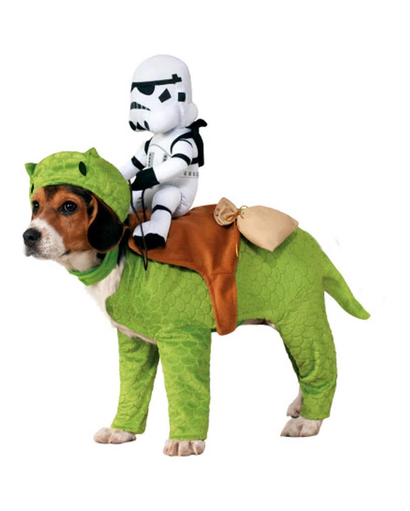STAR WARS DEWBACK Hundekostüm für Fasching