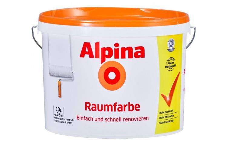 [Poco Filiale] Alpina Raumfarbe