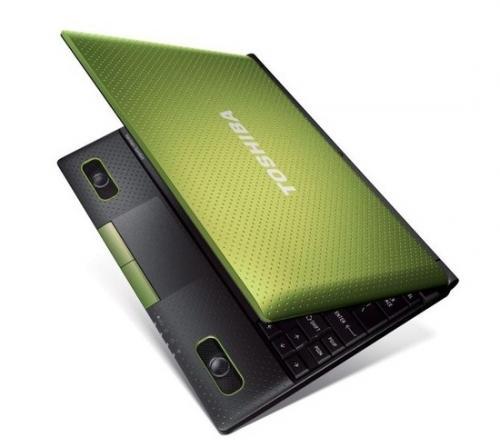 "TOSHIBA NB520-11P NETBOOK 10,1"" DUAL CORE 2x1.60GHZ, 320GB HDD, HDMI, WIN7"