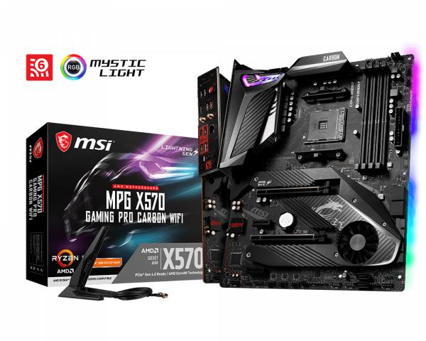 [Ebay]AMD MSI X570 Pro Carbon Wifi Mainboard