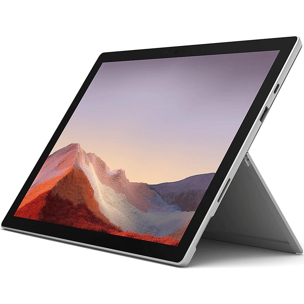 Microsoft Surface Pro 7 256GB mit i7 & 16GB + Type Cover Fingerprint