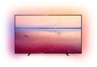 "Philips 70PUS6724 70"" 4K UHD Smart TV (VA, Edge LED, 60Hz, 8bit+FRC, Saphi, Single Tuner, PVR, Dolby Atmos, 3-seitiges Ambilight)"