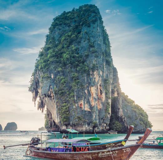 Flüge: Phuket / Thailand ( März - April ) Hin- und Rückflug mit Qatar Airways von München und Frankfurt ab 448€