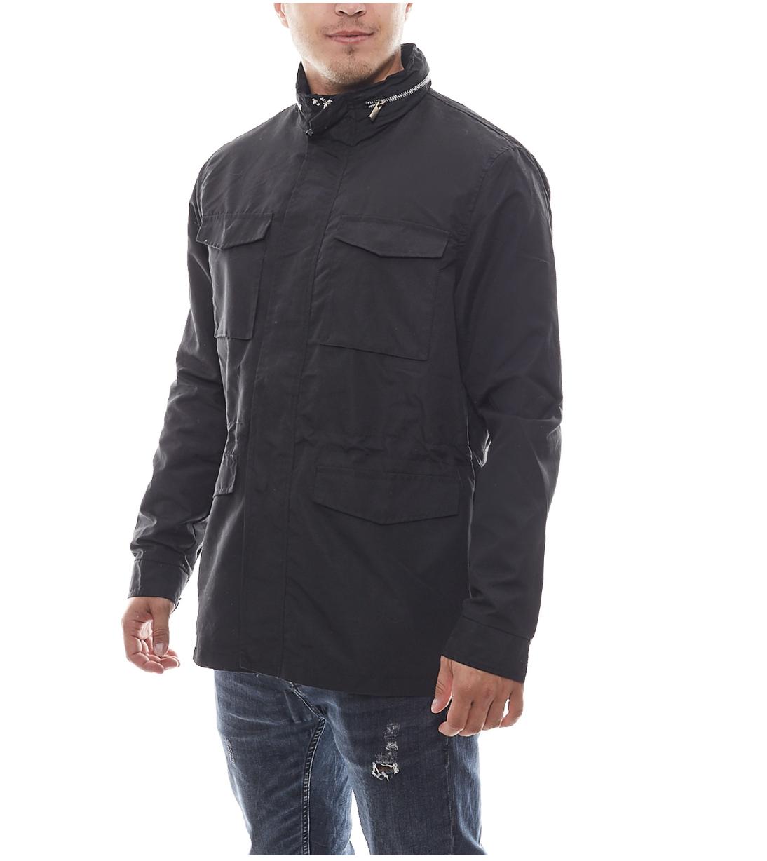 "Lager157 ""Übergangs-Jacke"" in schwarz Gratis oder 6,99€"