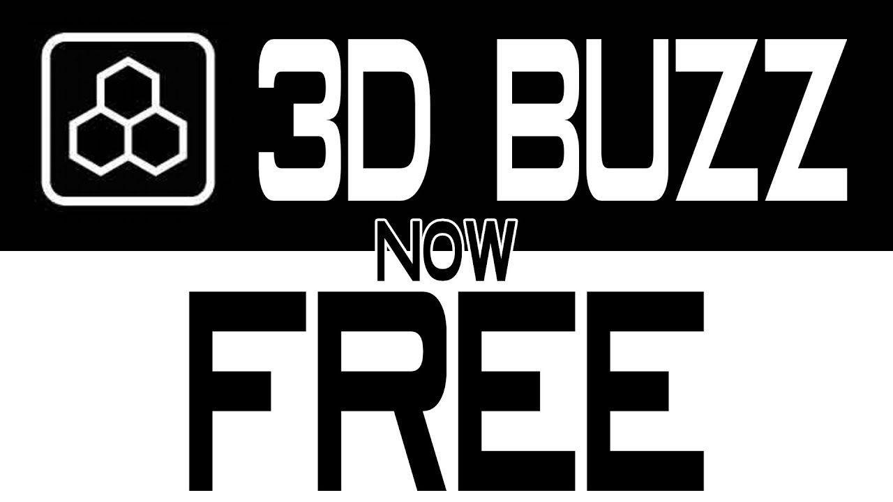 3D Buzz: Kostenloser Inhalt für Spielprogrammierung