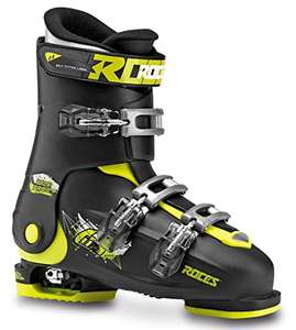 Verstellbarer Skischuh Roces idea free 36-40 nur black-lime
