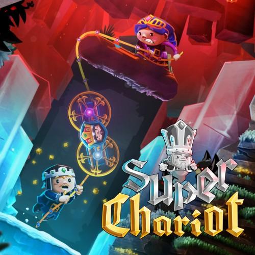 Super Chariot (Switch) für 1,99€ oder für 1,60€ NOR (eShop)