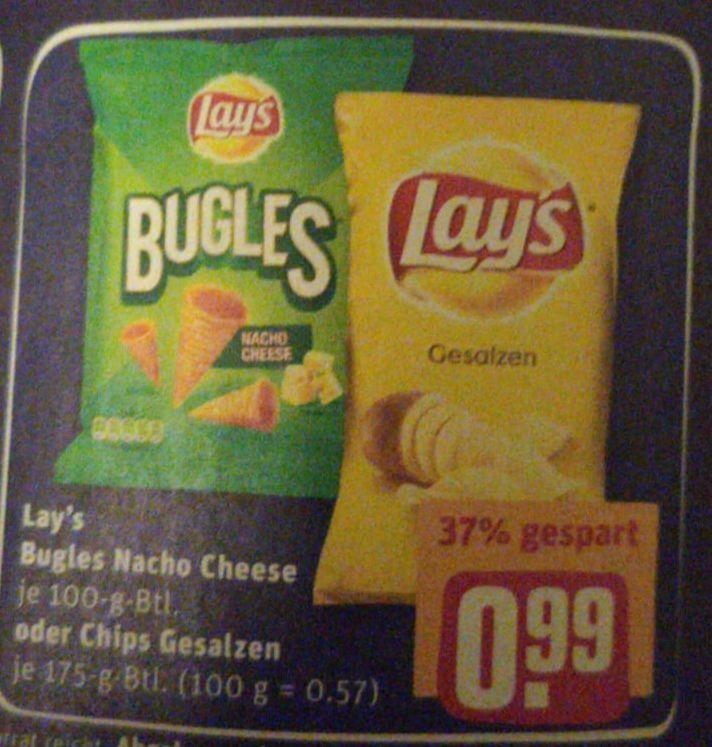 [Rewe] Lay's Chips 0,49€ dank scondoo (Für alle die keinen Kaufland haben)