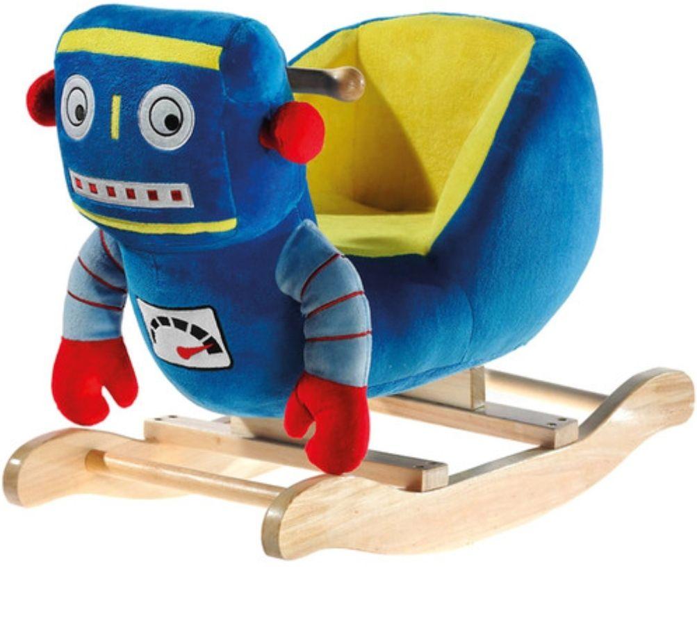 Heunec Schaukel-Roboter