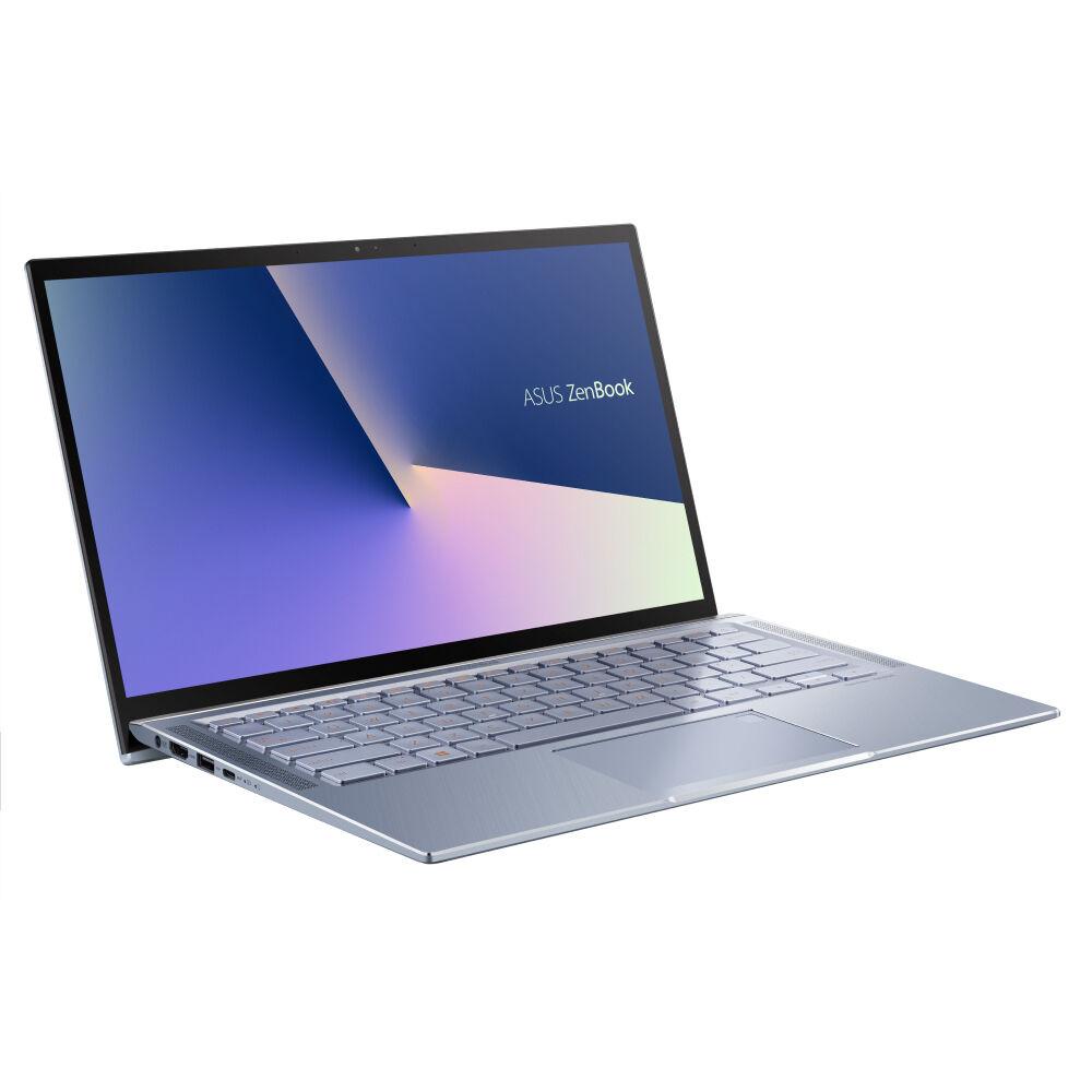 """ASUS ZenBook 14 UM431DA-AM011 - 14"""" FHD IPS 100% sRGB, Ryzen 5 3500U, 8GB, 512GB SSD, Alu-Gehäuse, 1.39 kg - mit MasterCard für 536,99€!"""