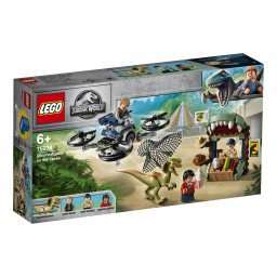 Sammel Deal Dinos bei Spiele Max: LEGO 10758 Ausbruch des T- Rex