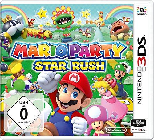 Mario Party: Star Rush (3DS) für 11,80€ (Amazon Prime)