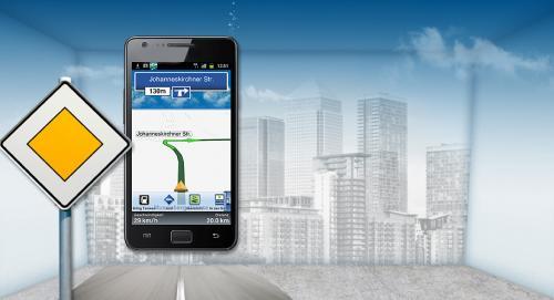 Telmap Navi App für O2 Kunden kostenlos