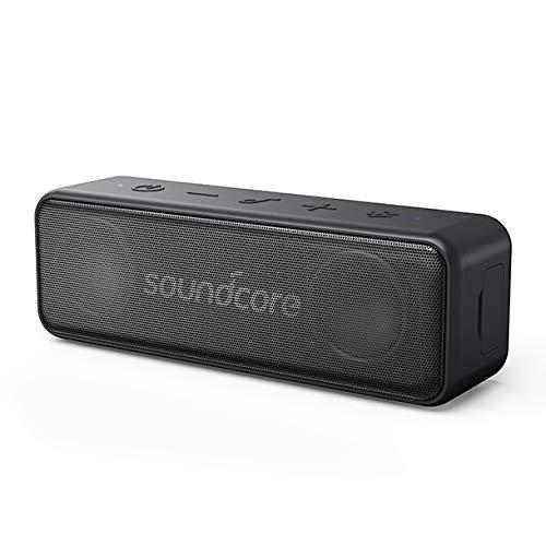Anker Soundcore Motion B Tragbarer Bluetooth Lautsprecher - 12W Stereo Sound, 12h Akkulaufzeit, IPX7