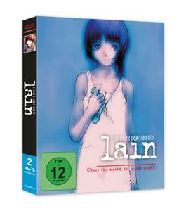 Serial Experiments Lain - Gesamtausgabe (Collector's Ed.) [2 Blu-rays]
