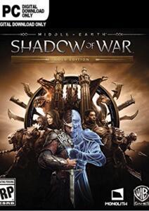 Mittelerde: Schatten des Krieges Gold Edition (Steam) für 8,19€ (CDkeys)