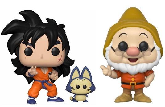 Zwei Funko Pop! Figuren zum Preis von einer bei Zavvi: 12,99€ + 1,49€ Versand (225 verschiedene Varianten)
