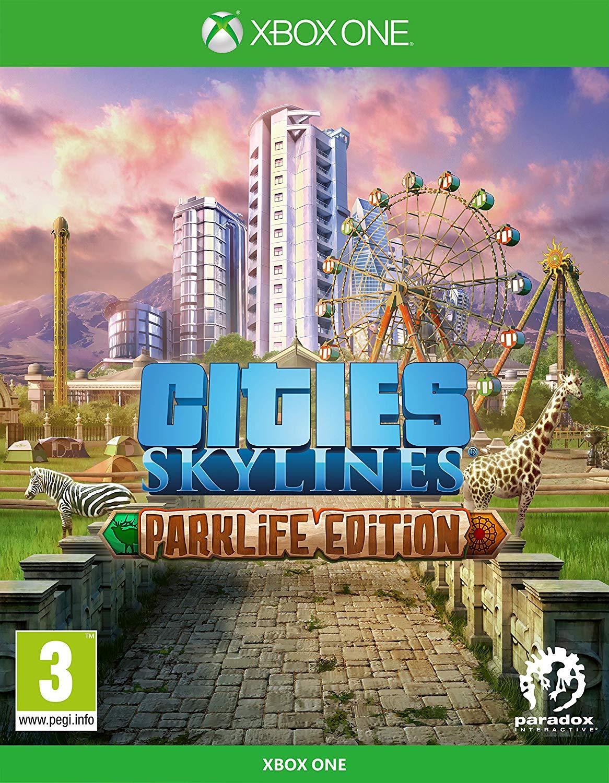 Cities Skylines: Parklife Edition Hauptspiel + Parklife & After Dark (Xbox One) für 23,75€ (Amazon UK)