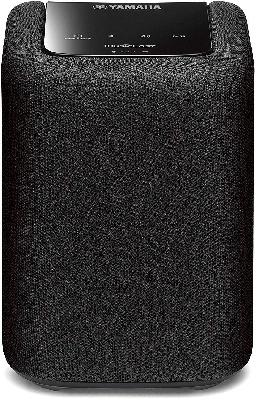 Yamaha WX-010 Black MusicCast WX-010 Netzwerklautsprecher schwarz [Amazon]