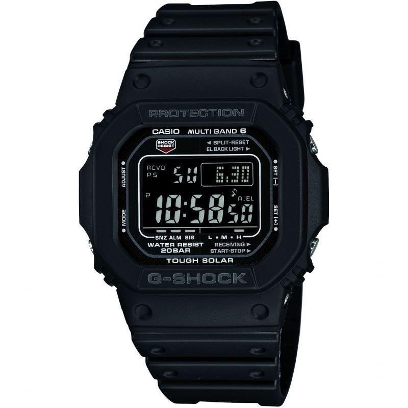 G-Shock GW-M5610 Negativ Display