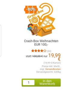 Crashbox Weihnachten