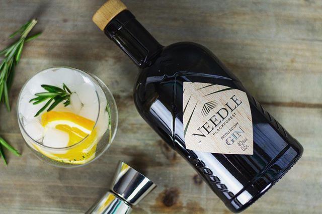[Rewe] Needle Blackforest Dry Gin, 0,5l für 7,99€