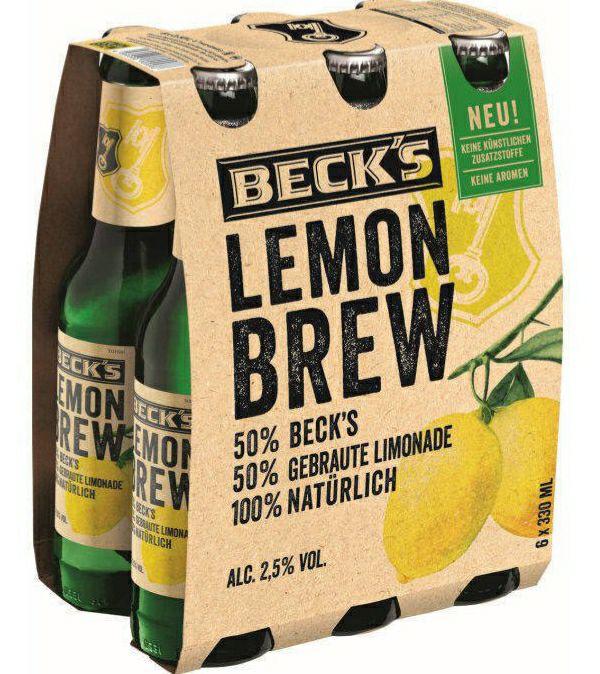 Becks Lemon Brew @Kaufland Kiel (Lokal)