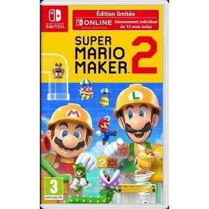 Super Mario Maker 2 (Nintendo Switch) für 40,90€ & Limited Edition für 45,05€ (Cdiscount)