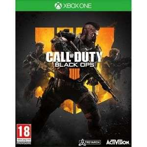 Call of Duty Black Ops 4 (Xbox One) für 10,98€ inkl. Express Versand (Cdiscount)