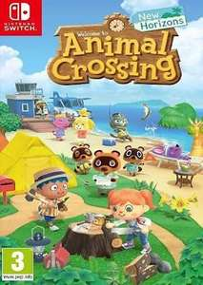 Animal Crossing: New Horizons (Switch) | Vorbesteller-Key