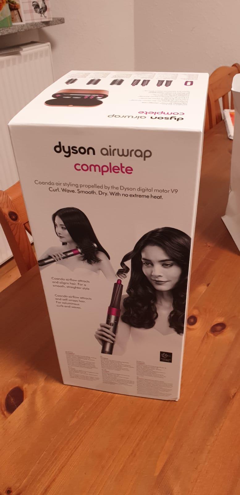 Dyson Airwrap Complete unter 400 Euro