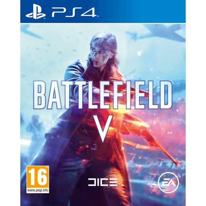(Schweiz) Battlefield V PS4 und XBOX