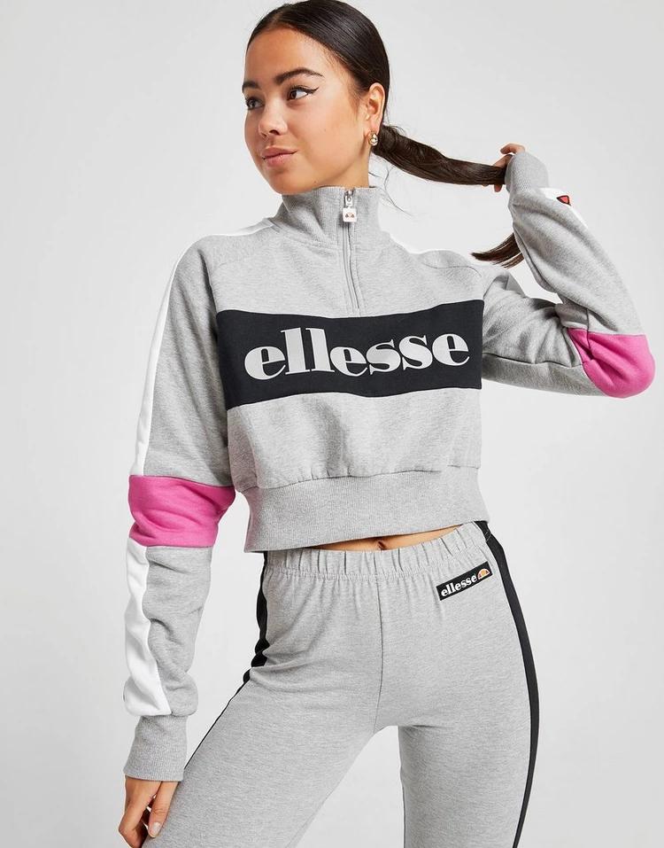 Ellesse Reflective Logo Sweatshirt Damen (Gr. XS-XL)