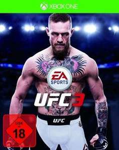 EA Sports UFC 3 (Xbox One) [Bücher.de]