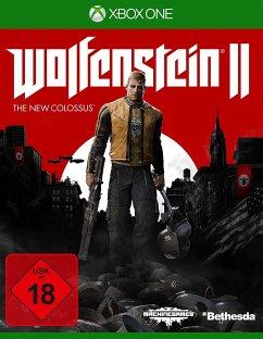 Wolfenstein II: The New Colossus (Xbox One) für 11,99€ (Bücher.de)