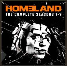 [Itunes US] Homeland - Staffel 1 bis 7 - digitale Full HD TV Show - nur OV