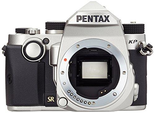 Pentax KP Body silber 24 MP DSLR Spiegelreflex Amazon
