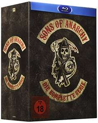 2x Sons of Anarchy - Die komplette Serie (Blu-ray) für 82,98€ inkl. Versand (Amazon)