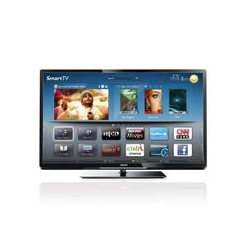 Philips 107 cm (42 Zoll) LED-TV, 200 Hz, DVB-C/T/S, Energieeffizienzklasse A - Famila Löhne