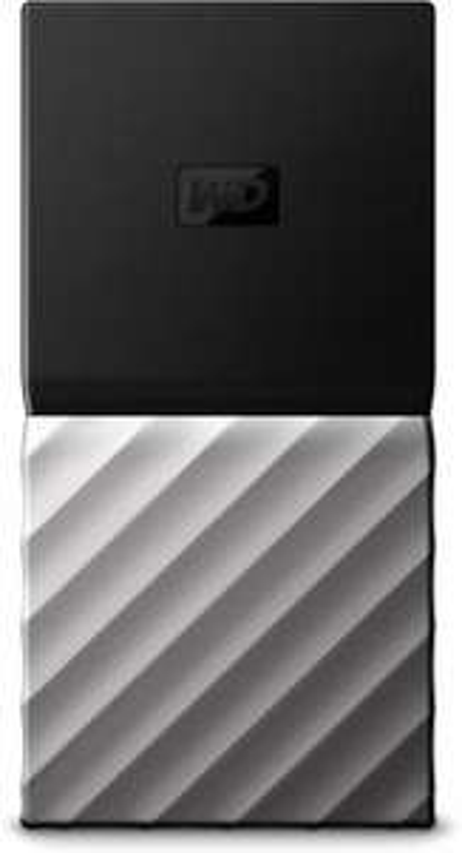 Western Digital My Passport externe SSD - 2TB, USB C, 256-Bit AES (Amazon.fr)