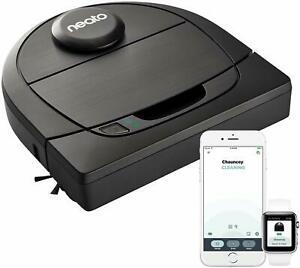 Neato Robotics Botvac D6 Connected Saugroboter (Raumerkennung per Laser, No-Go-Linien, App, Alexa)