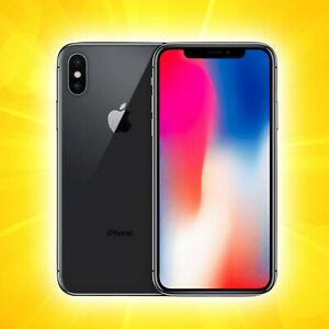 (EBAY DE) Apple iPhone X 64GB Space Grau NEU Differenzbesteuert für 549€ PVG 669€