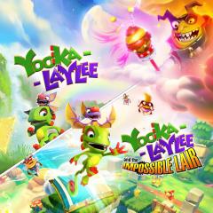 Yooka-Laylee: Buddy Duo Bundle (Xbox One) für 22,49€ (Xbox Store Live Gold)