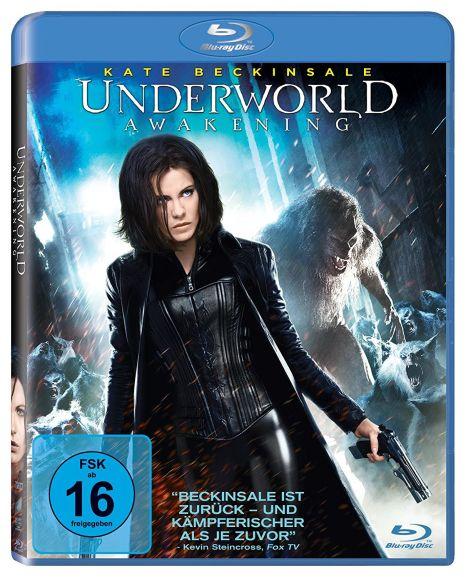 Underworld Awakening (Blu-ray) für 3,72€ (Dodax)